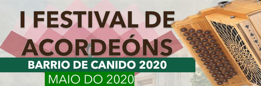 O festival de acordeóns Cidade de Ferrol continúa pendente de data por mor da pandemia