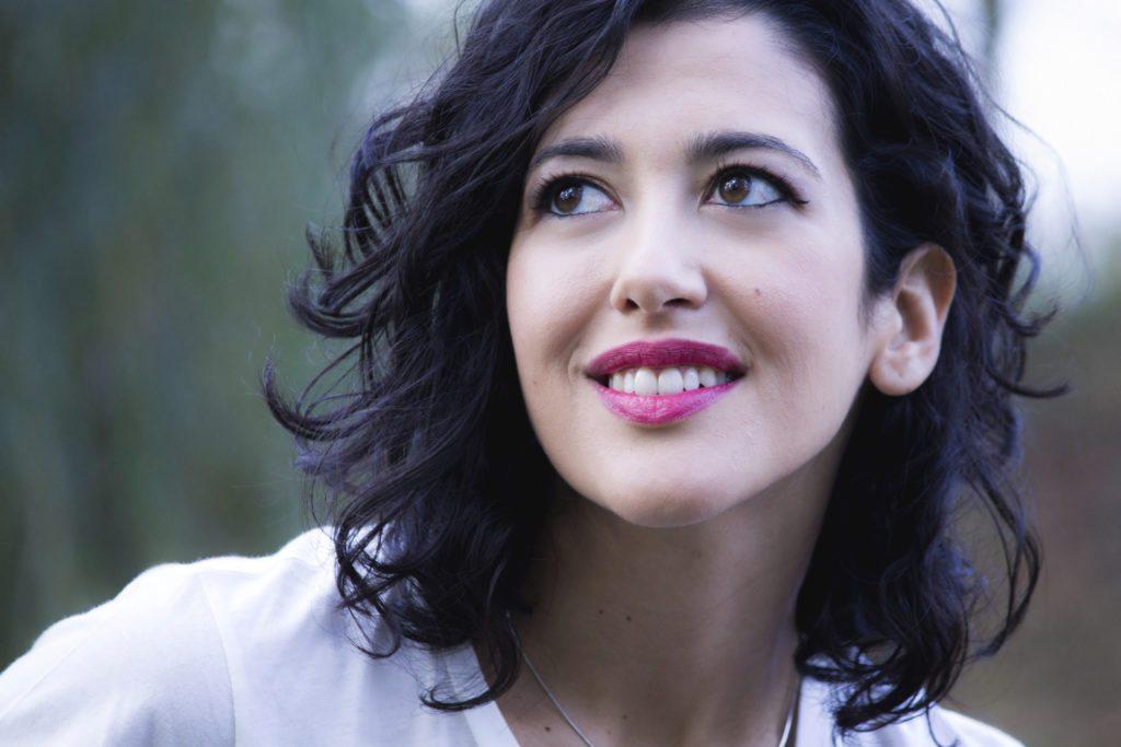Lucía Pérez será la encargada de presentar la primera edición del Festival de Acordeones Cidade de Ferrol